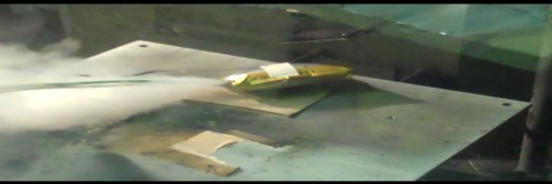 Exploding Li-Ion Battery:
