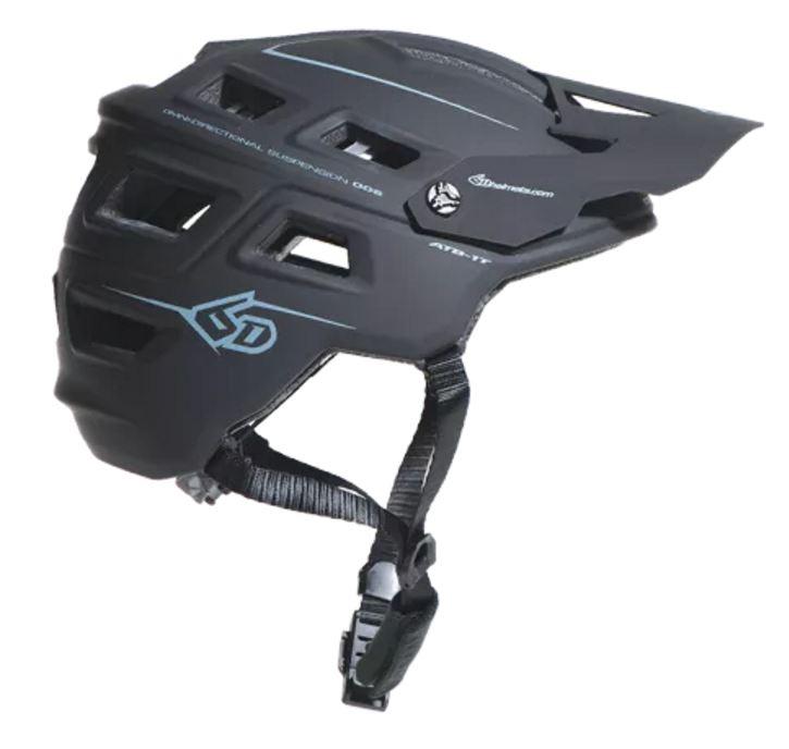 6D ATB-1T Trail - Black