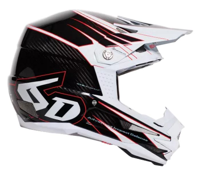 ATB-1 Carbon Attack - White