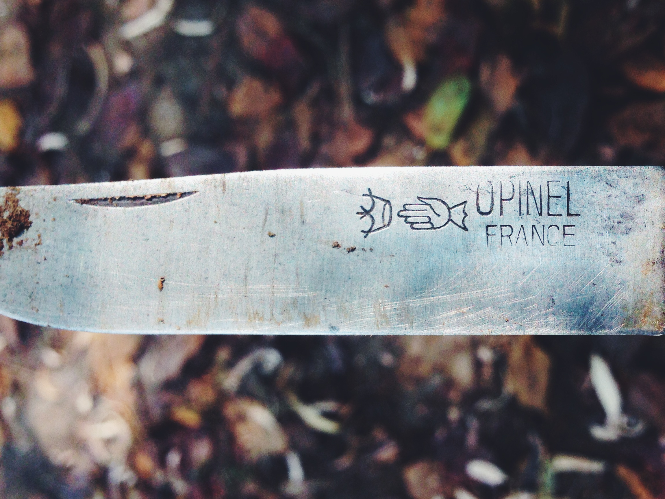 Blade graphics are great! This one is especially fantastic. OPINEL