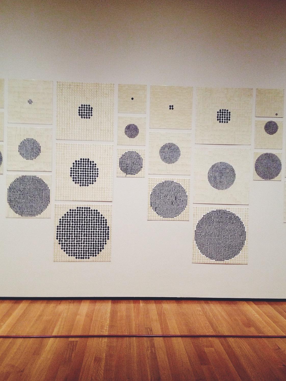 Jennifer Bartlett, Cleveland Museum of Art.