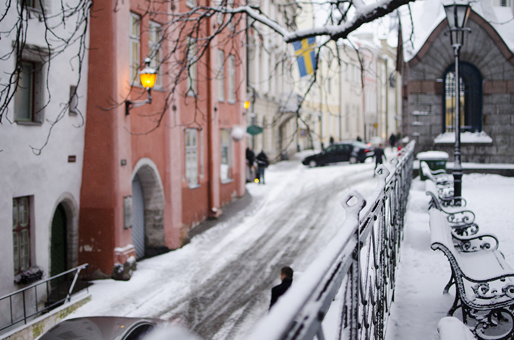 Old Town, February 2013.