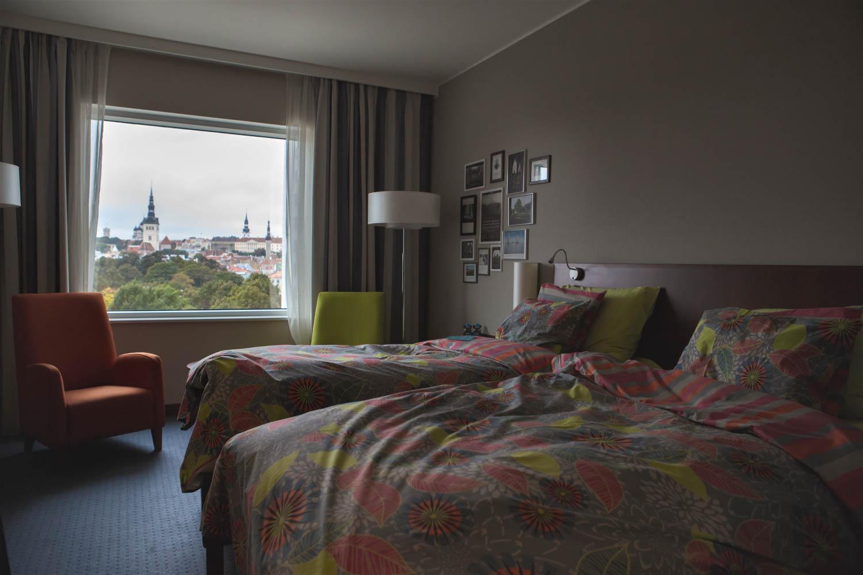 Sokos Hotel Estoria. September 2014.Photo    ©  Marina Ekroos
