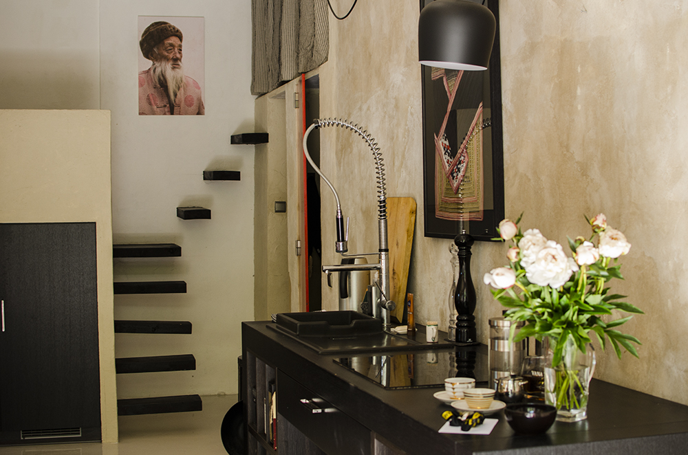 Airbnb Loft in Kalamaja. June 2014.