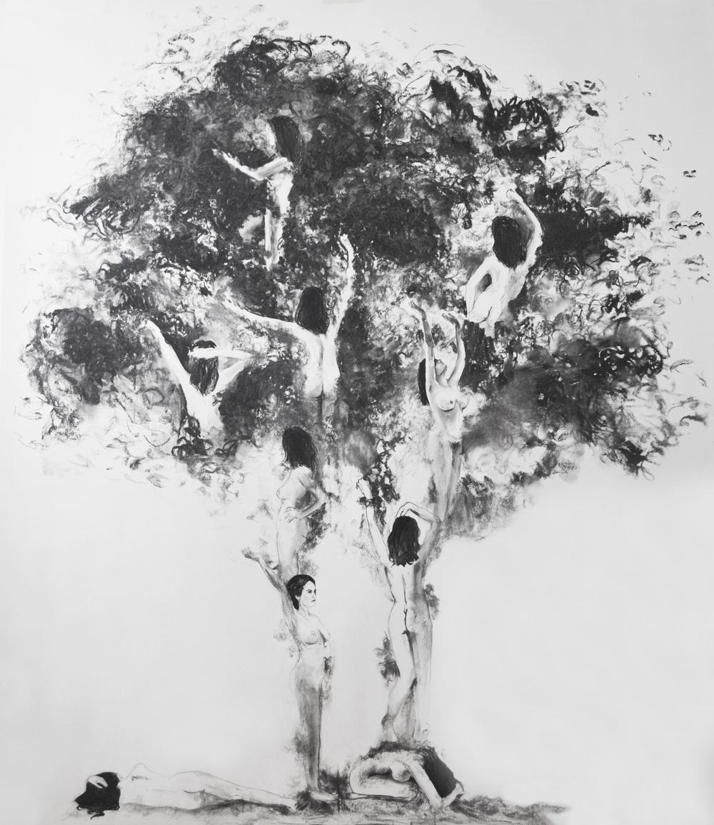 'Evolution of Consciousness'.  Sophie Morro, 2012.
