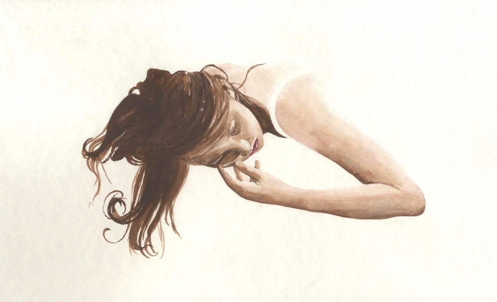 'Sleep Series' - Sophie Morro, 2013