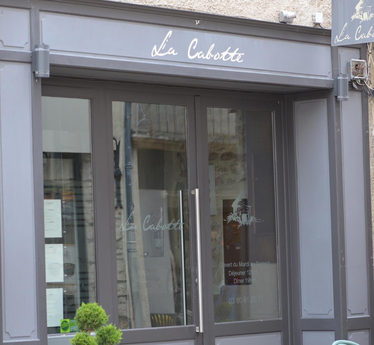 La Cabotte Nuits St Georges - a very good bistro