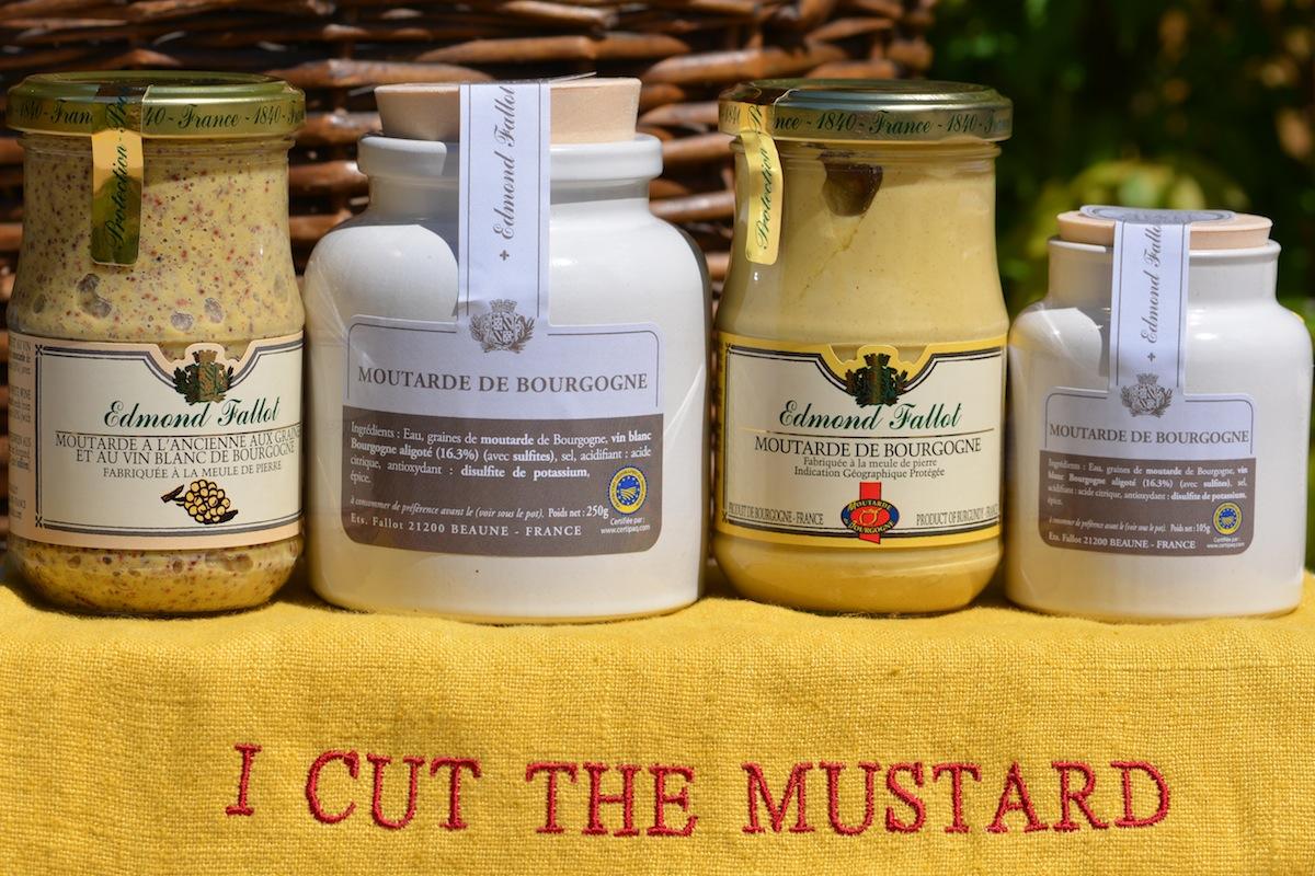 A Mustard Apron from The Burgundy Shop  www.theburgundyshop.com