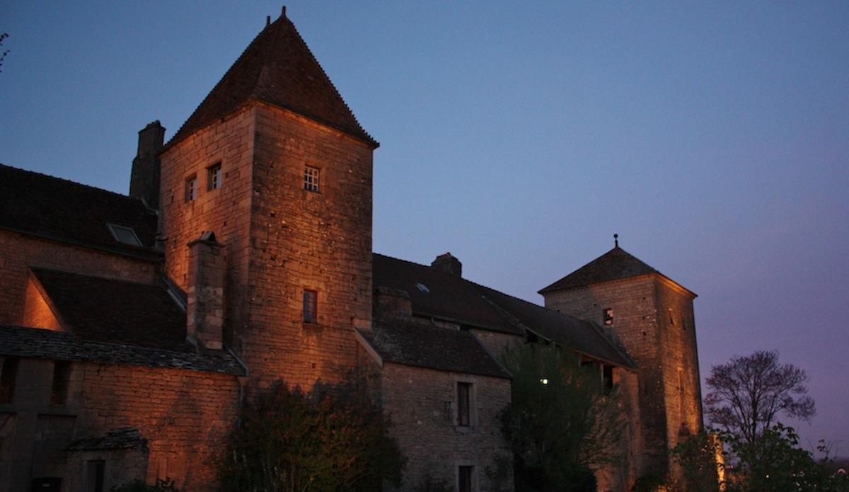 Chateau de Gevrey Chambertin, Burgundy