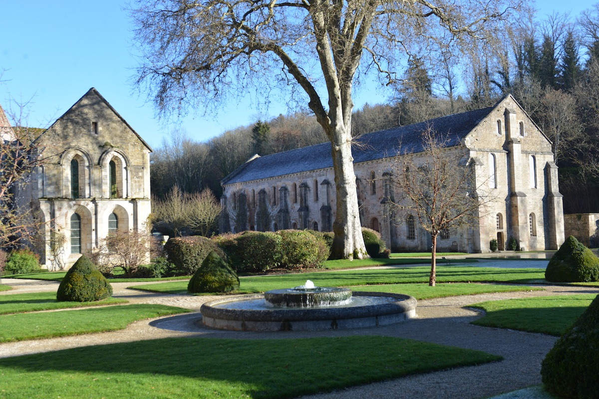 The Magnificent Abbey of Fontenay