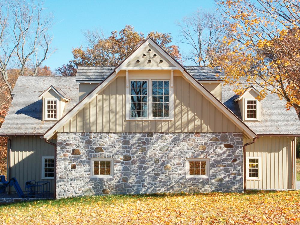 "Clites Architects | Middleburg, VA  ""Stone Cottage"""