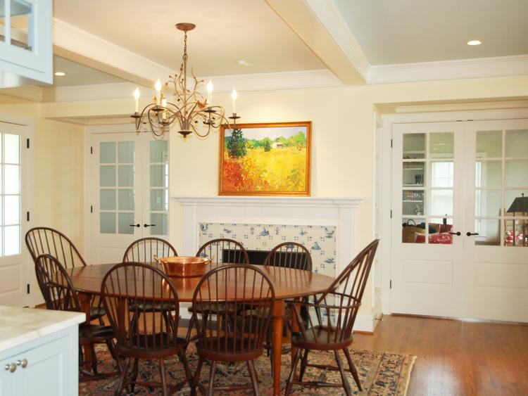 "Clites Architects | Middleburg, VA  ""Hilltop Renovation & Addition"" Hilltop Renovation | Middleburg, VA | Clites Architects"