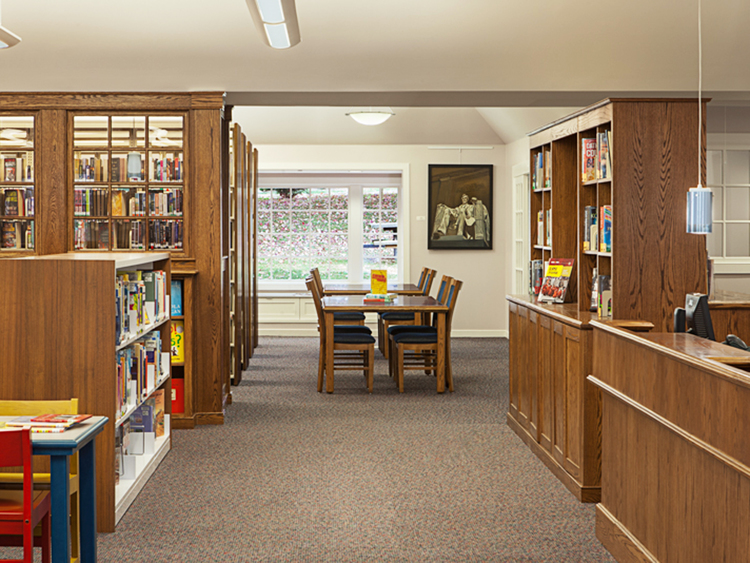 "Clites Architects | Middleburg, VA  ""Middleburg Library"""