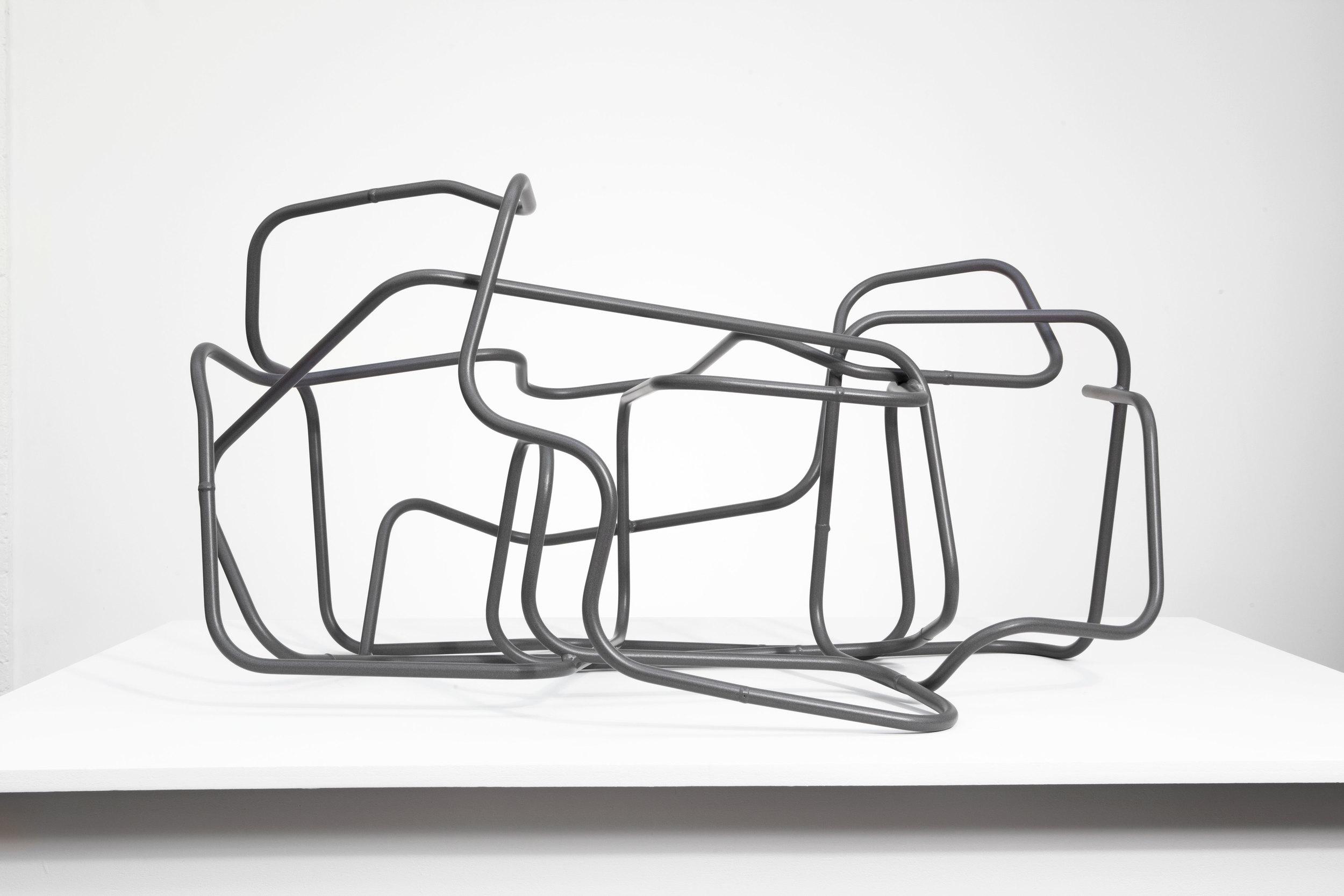 The Shape Inside No. 1, 2015, 71 x 127 x 96 cm