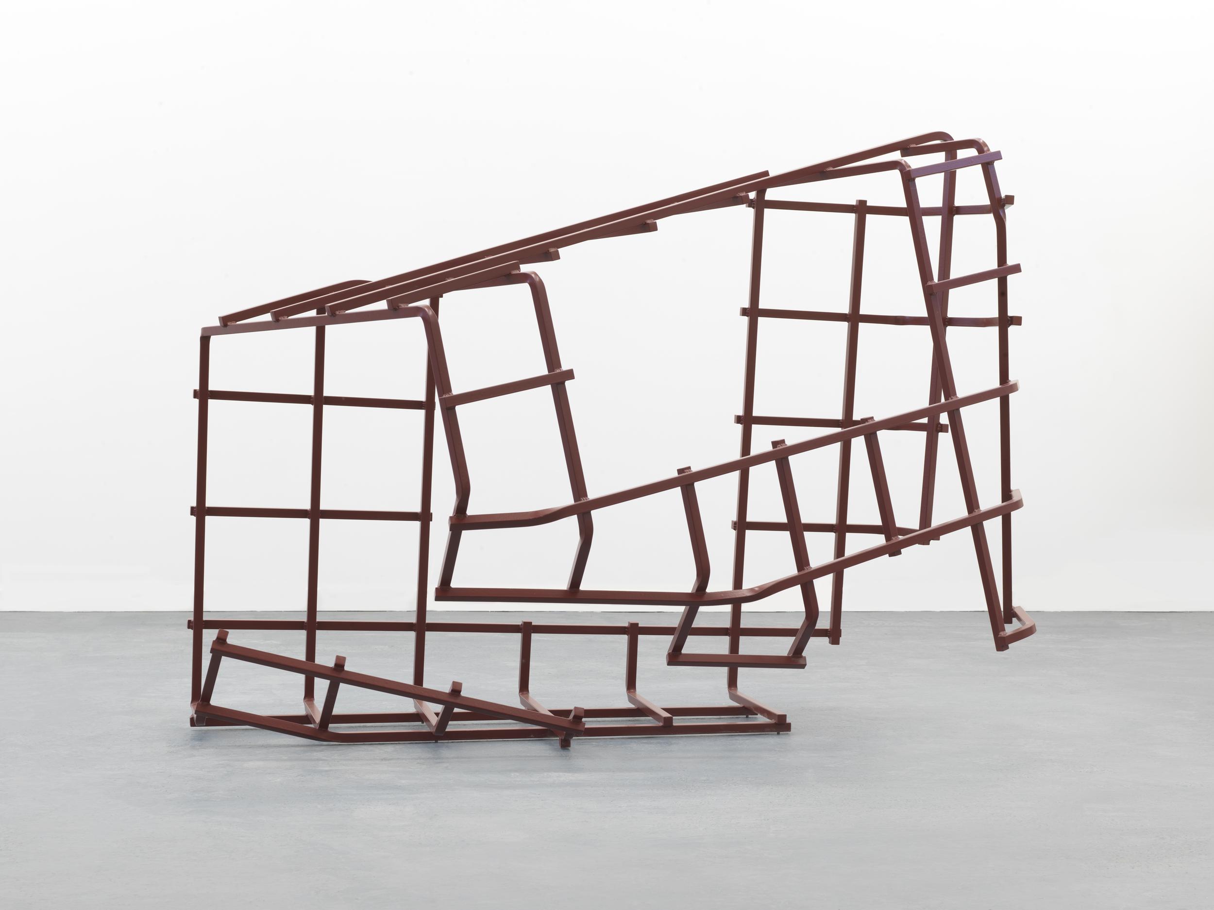 Form of Shape, 2018, 130 x 110 x 85 cm