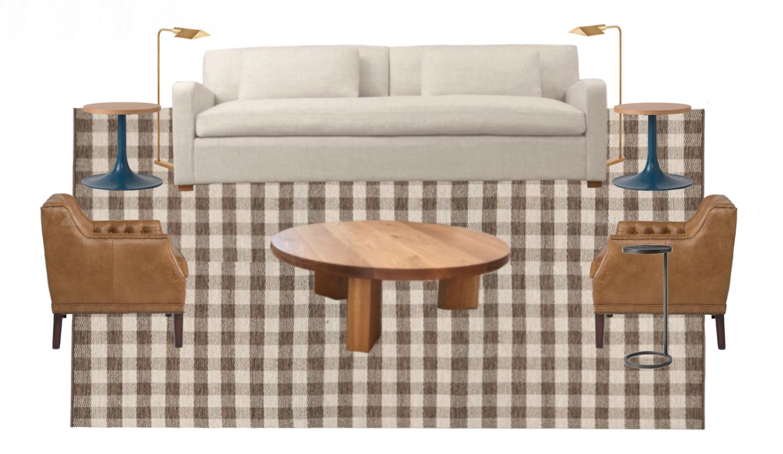 cabin furniture scheme