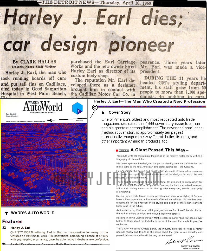 Car Design Pioneer changed auto world