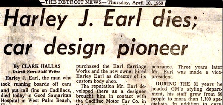 car design pioneer