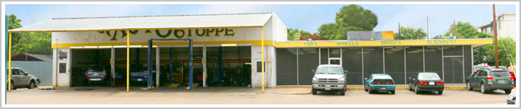 The Auto Stoppe full shop