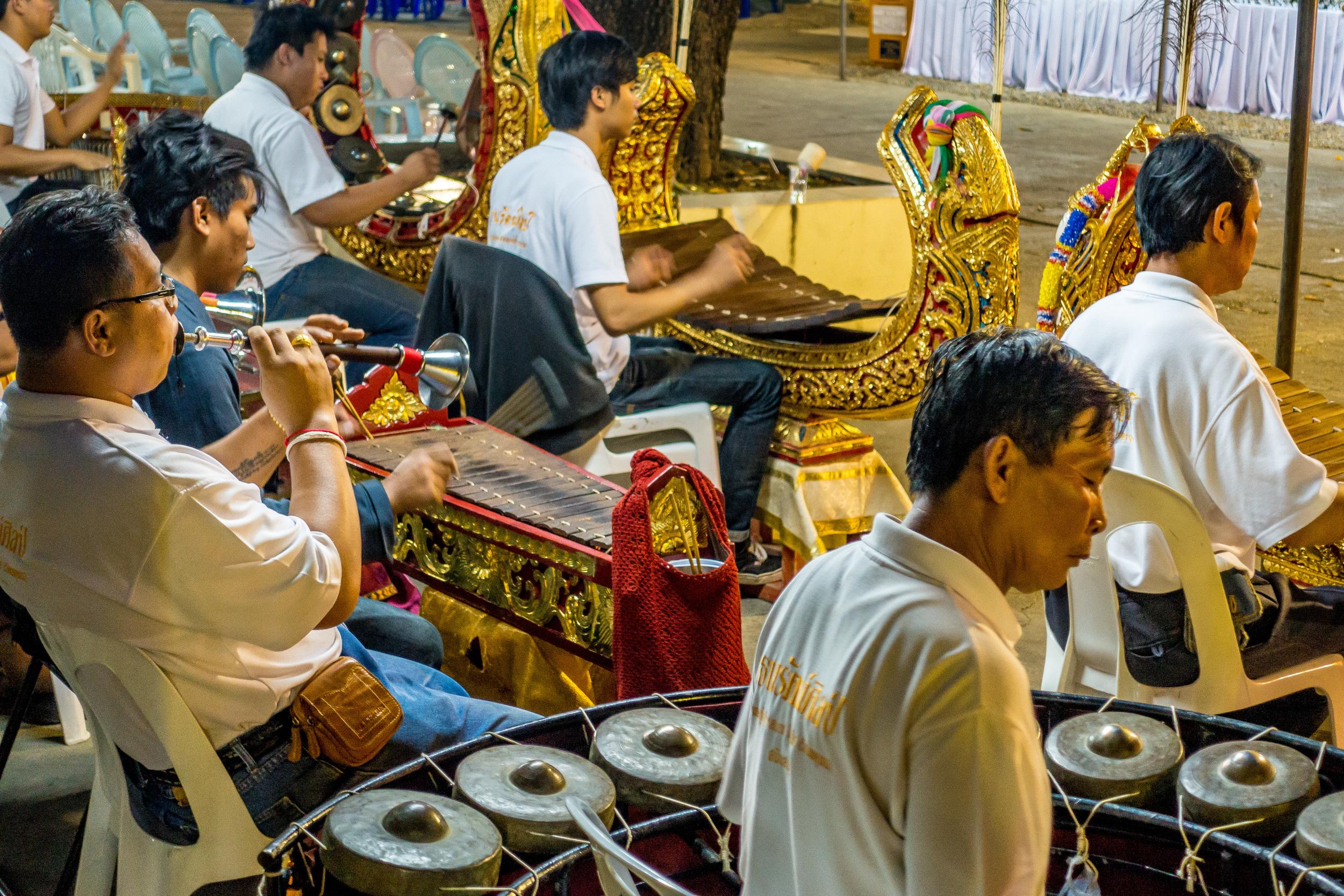 THAILAND - WAT SAENFANG