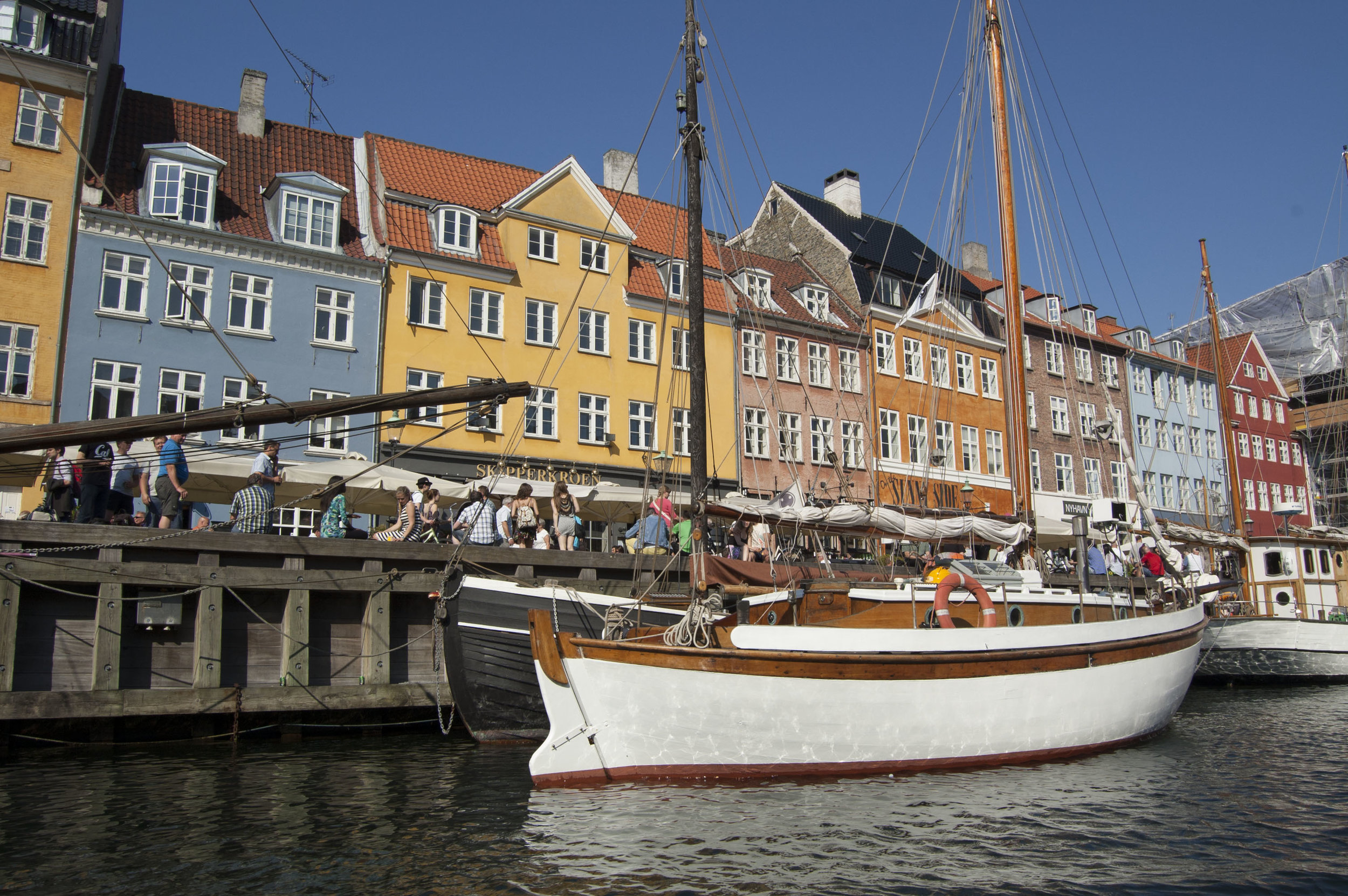 Denmark  is dreamy. We traversed Copenhagen's busy canals and reveled at Tivoli Gardens amusement park. The countryside's vast palaces left us awestruck.  Read more...