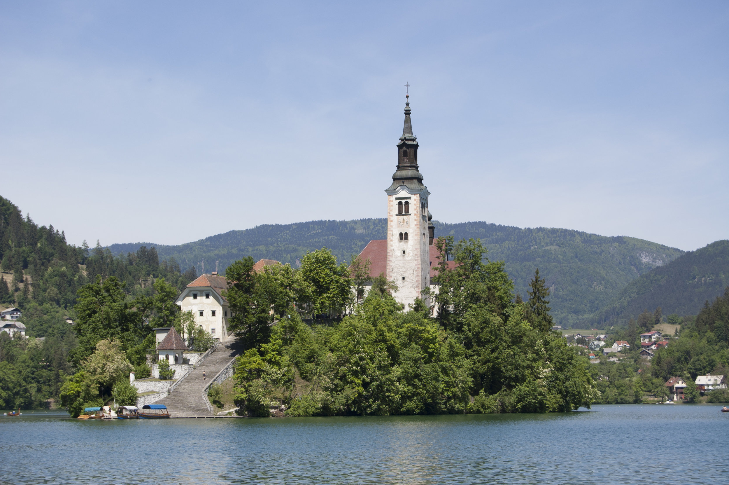Slovenia  is our favorite underrated destination. Ljubljana's quaint vibe extends to its gorgeous northern mountains and lakes. Bled, Vintgar, and Kranska Gora left us breathless.  Read more...
