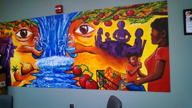 Art from Manna Food Center