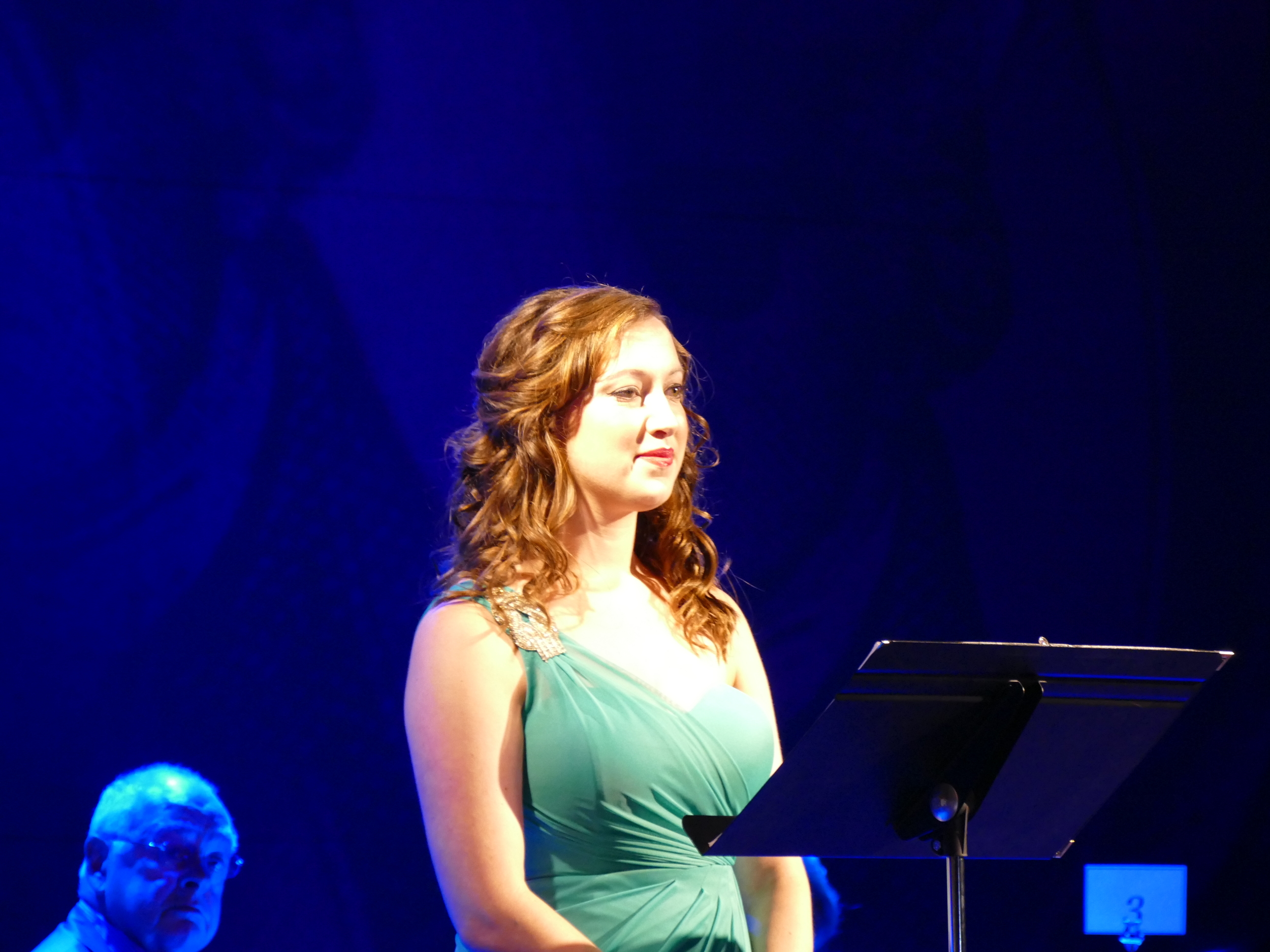 Soprano Mandy Brown