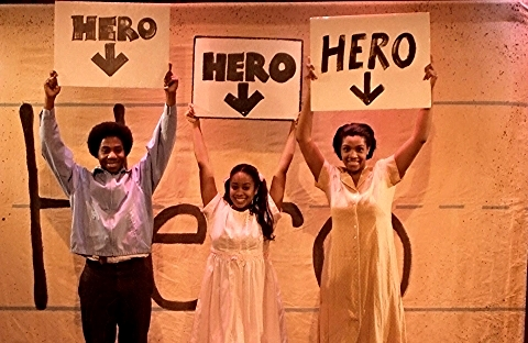 Class Acts Arts teams up with  DC Public Library for Black History Month educational programs