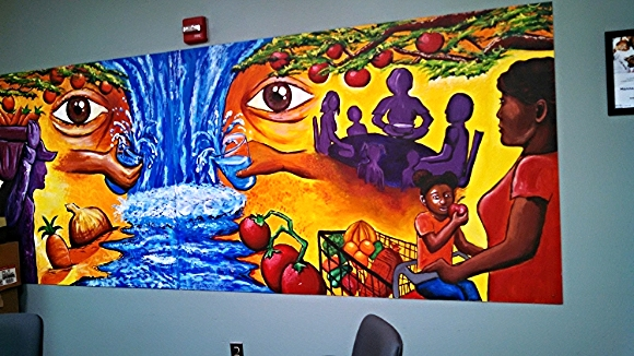 Art from Manna Food Center