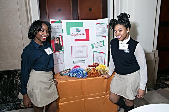 BUILD students. Photo courtesy of BUILD