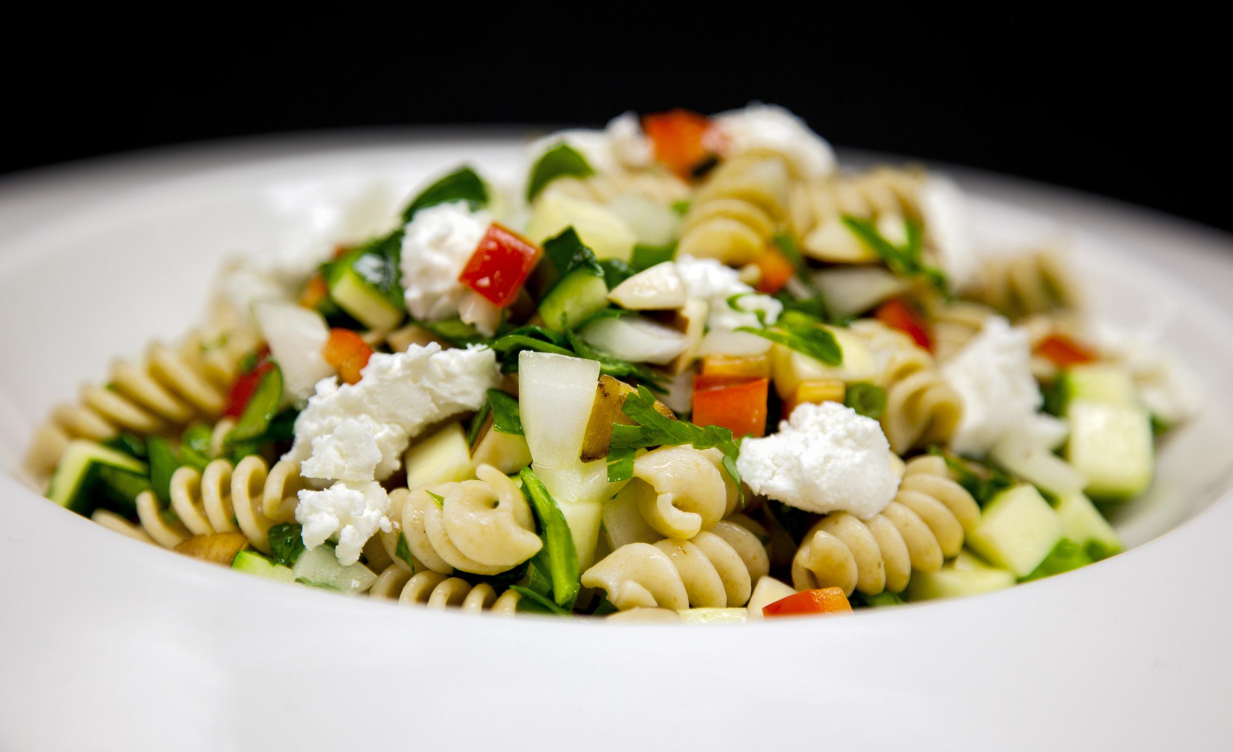 Pasta and Feta Salad