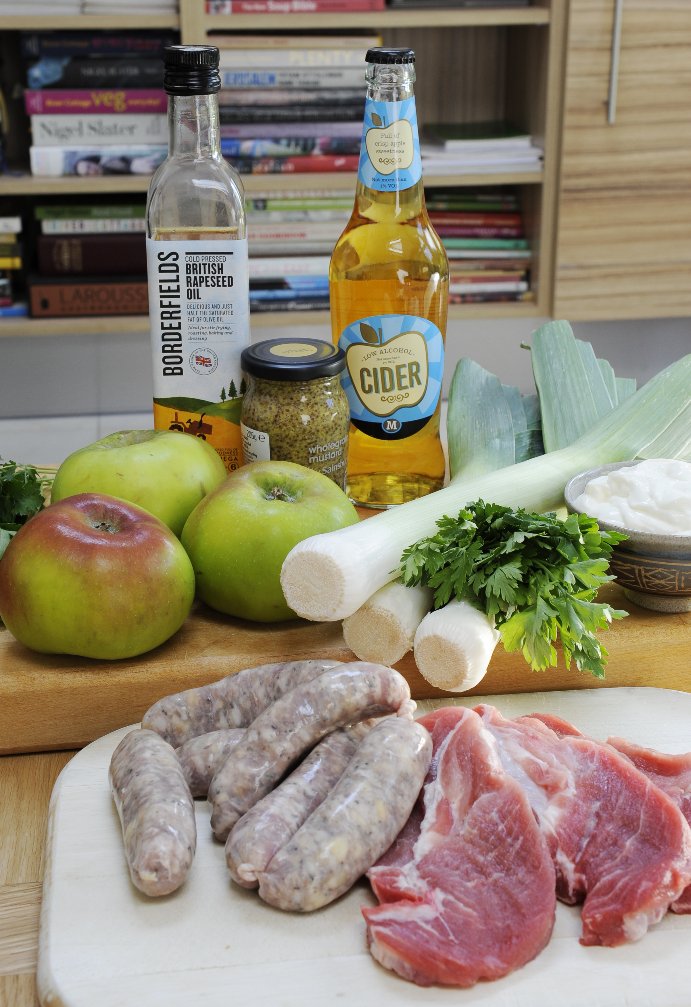 1: Ready, Steady, Cook!    Develop the confidence to turn whatever you have in your kitchen (fresh, tinned, dried, etc) into a tasty meal without having to buy extra ingredients or follow a recipe.