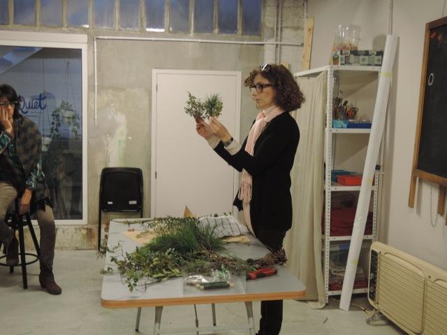 Decoració floral amb Elena Marín