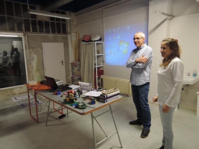 LittleBits i Scratch amb AnoiaLab