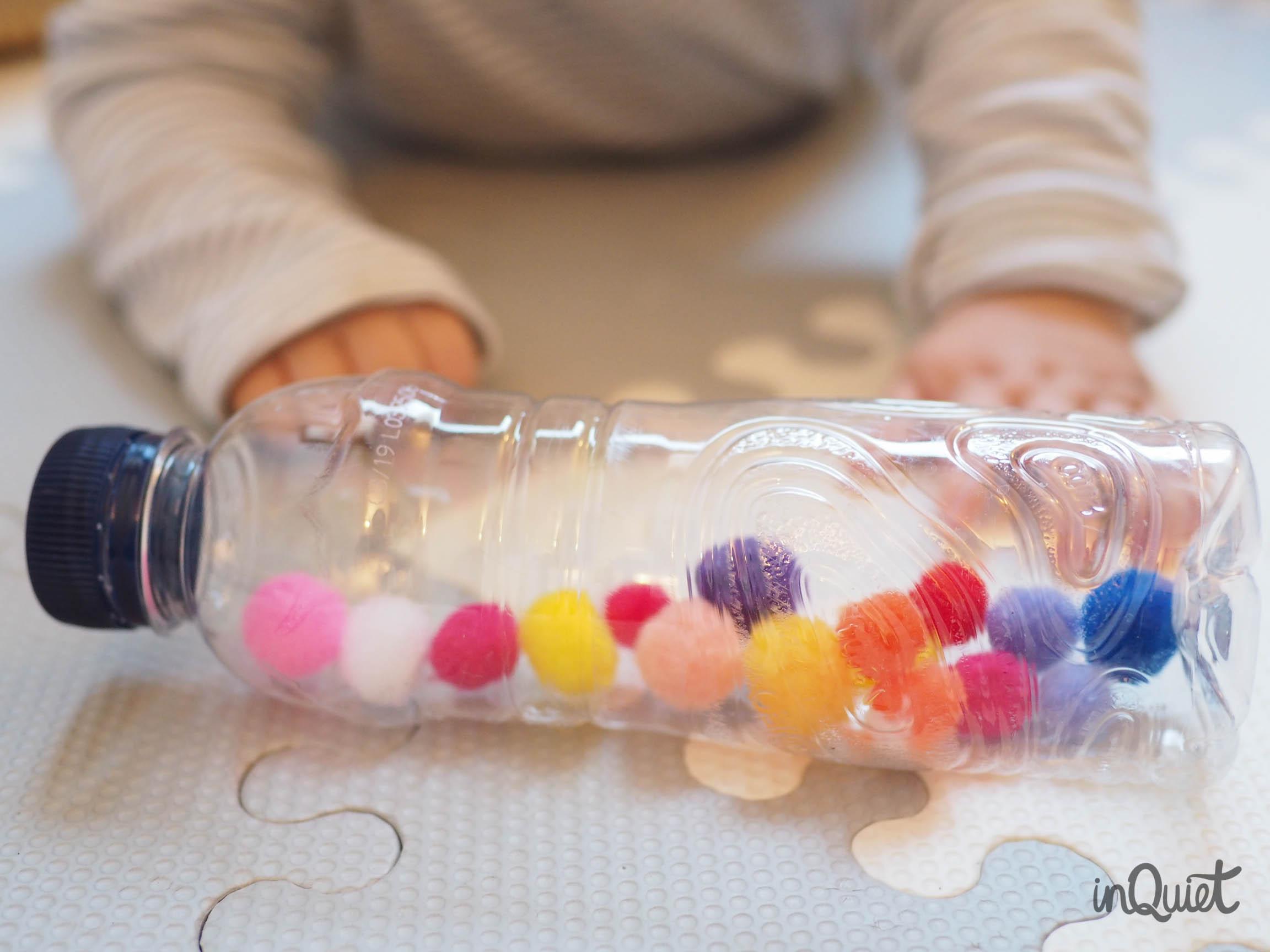 ampolles sensorials - per als petits inquiets