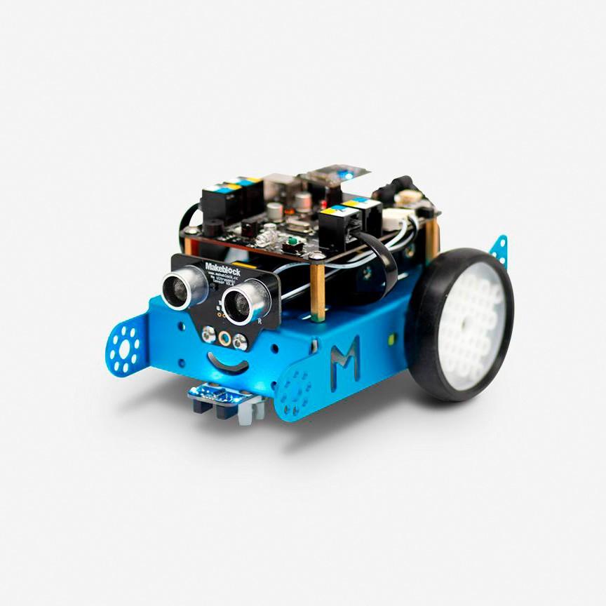 Robotitza't - 9 a 13hAprendrem a programar amb aquests robots tant divertits, tot fent lluites de robots. Unes lluites on tots guanyarem!+ 8 anys50€ - 2 diesPLACES LIMITADES