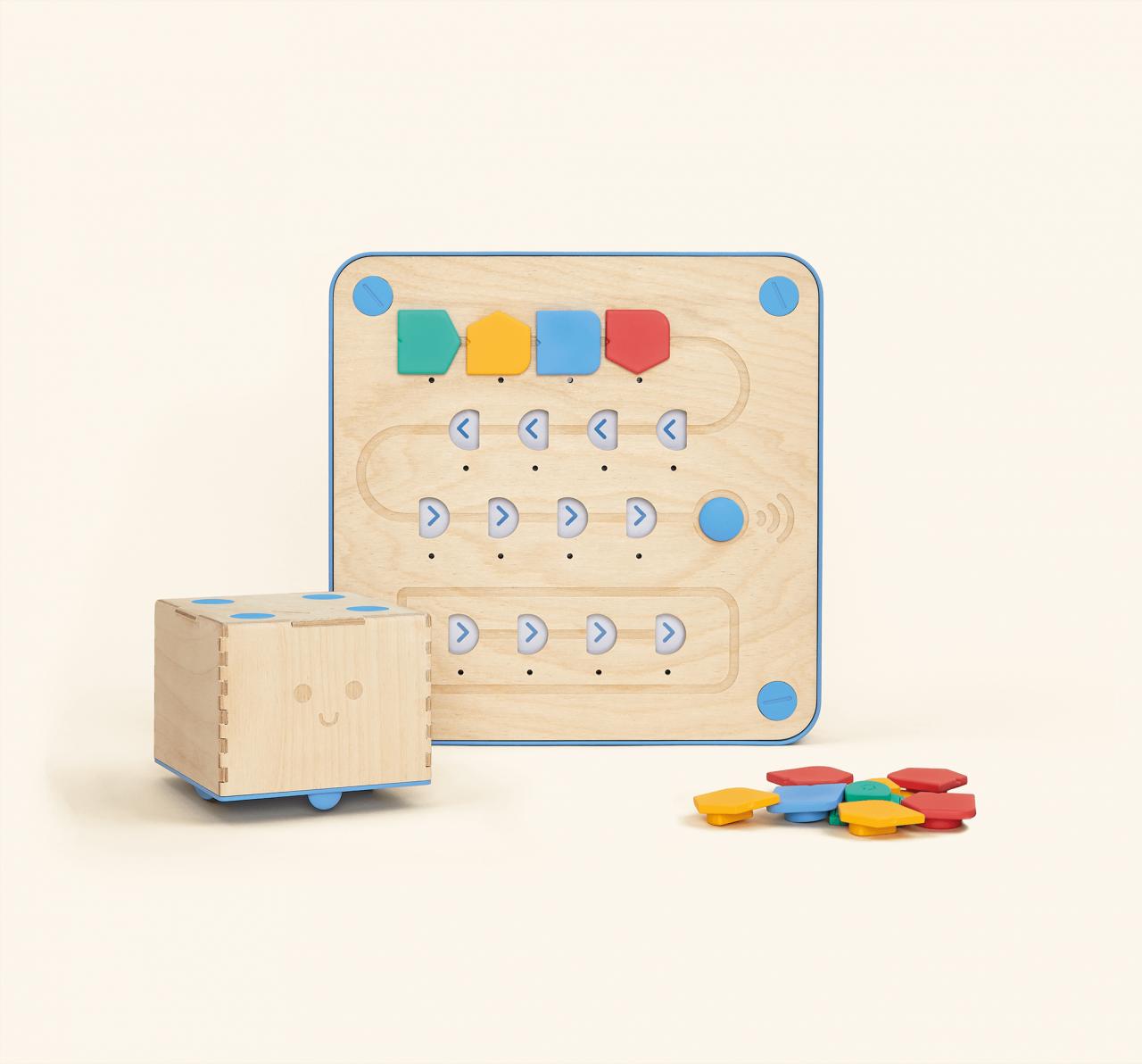 Cubetto, programaciós sense pantalles - dissabte 08/06 a les 11hA partir de 4 anysTaller + Esmorzar 5€/nen