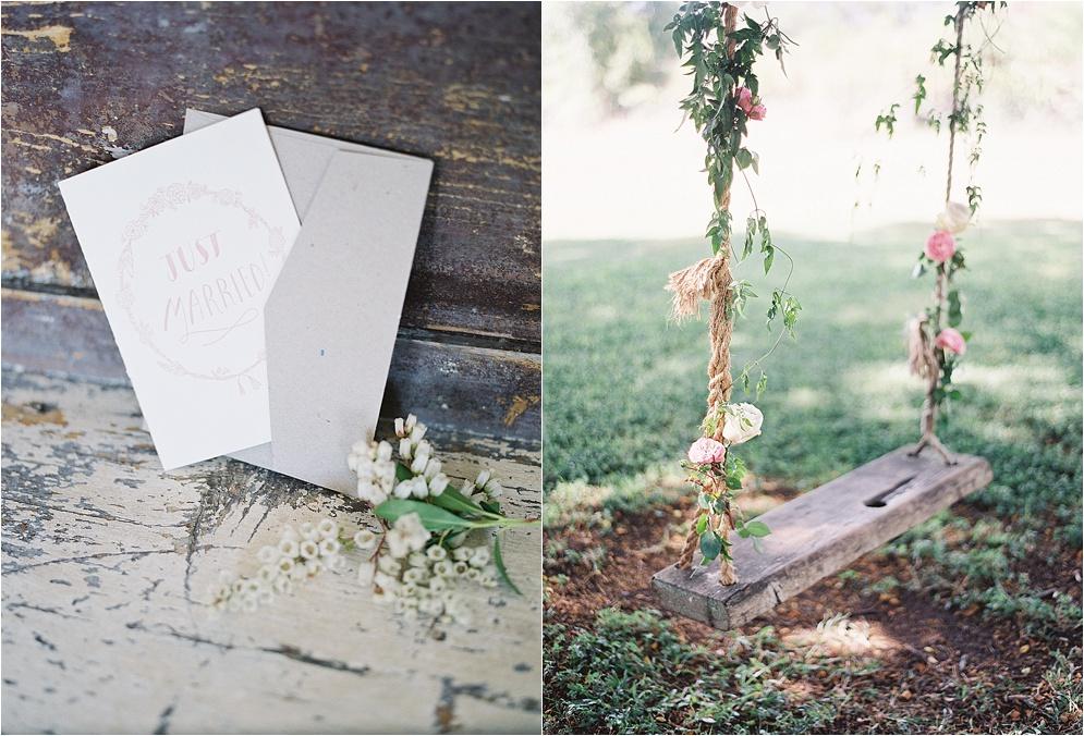 Pink White Wedding Ideas