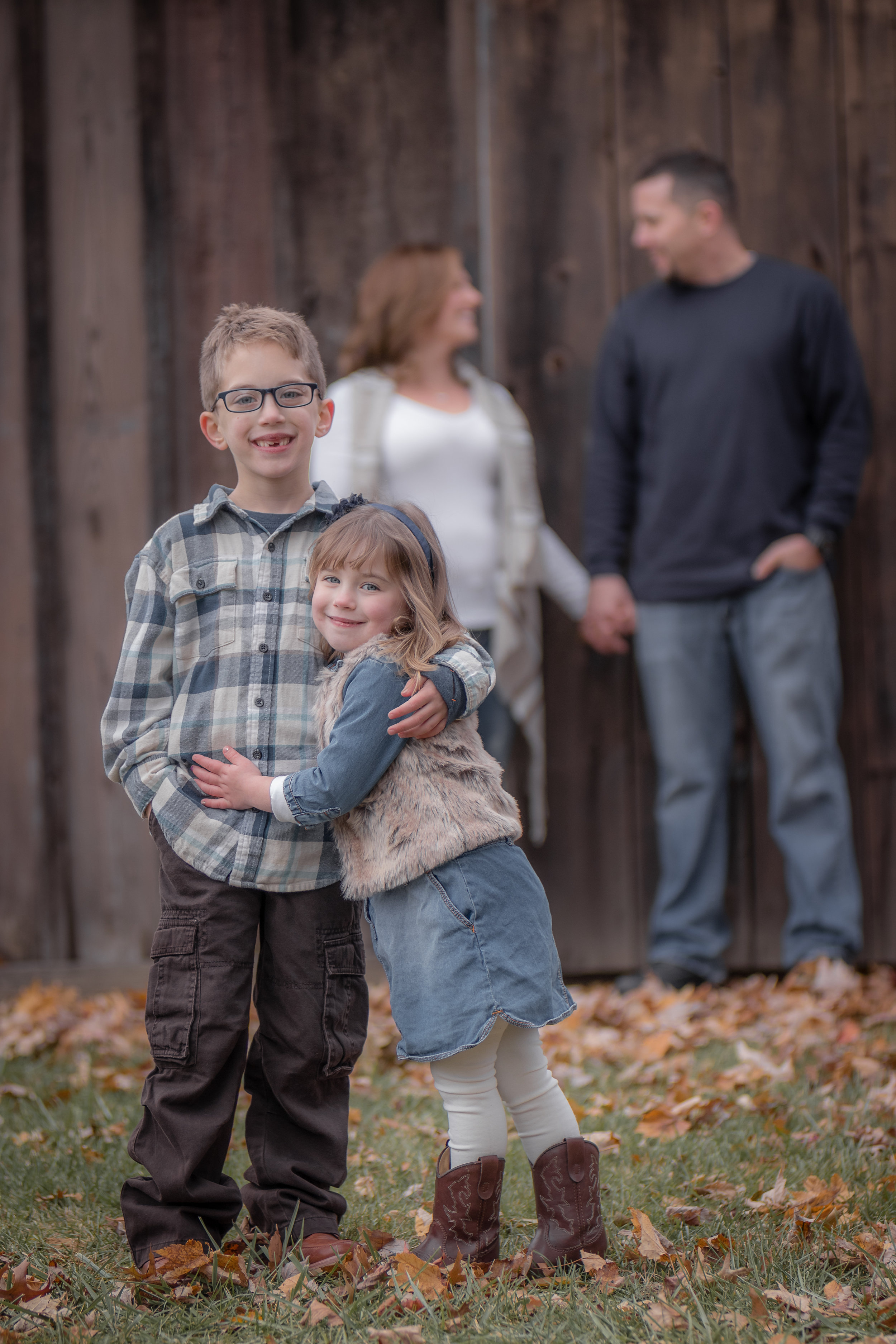 10% off Family Photo Shoots for Fall -