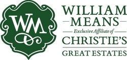 William Means Exclusive Affiliate of Christie's Great Estates