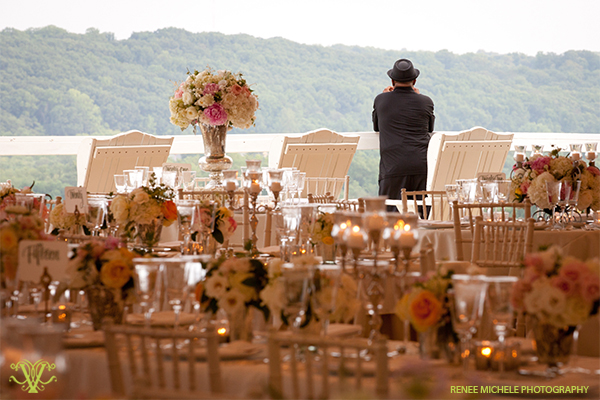 Victoria Clausen, Floral and Event Design, Baltimore/Washington DC. Private residence wedding.