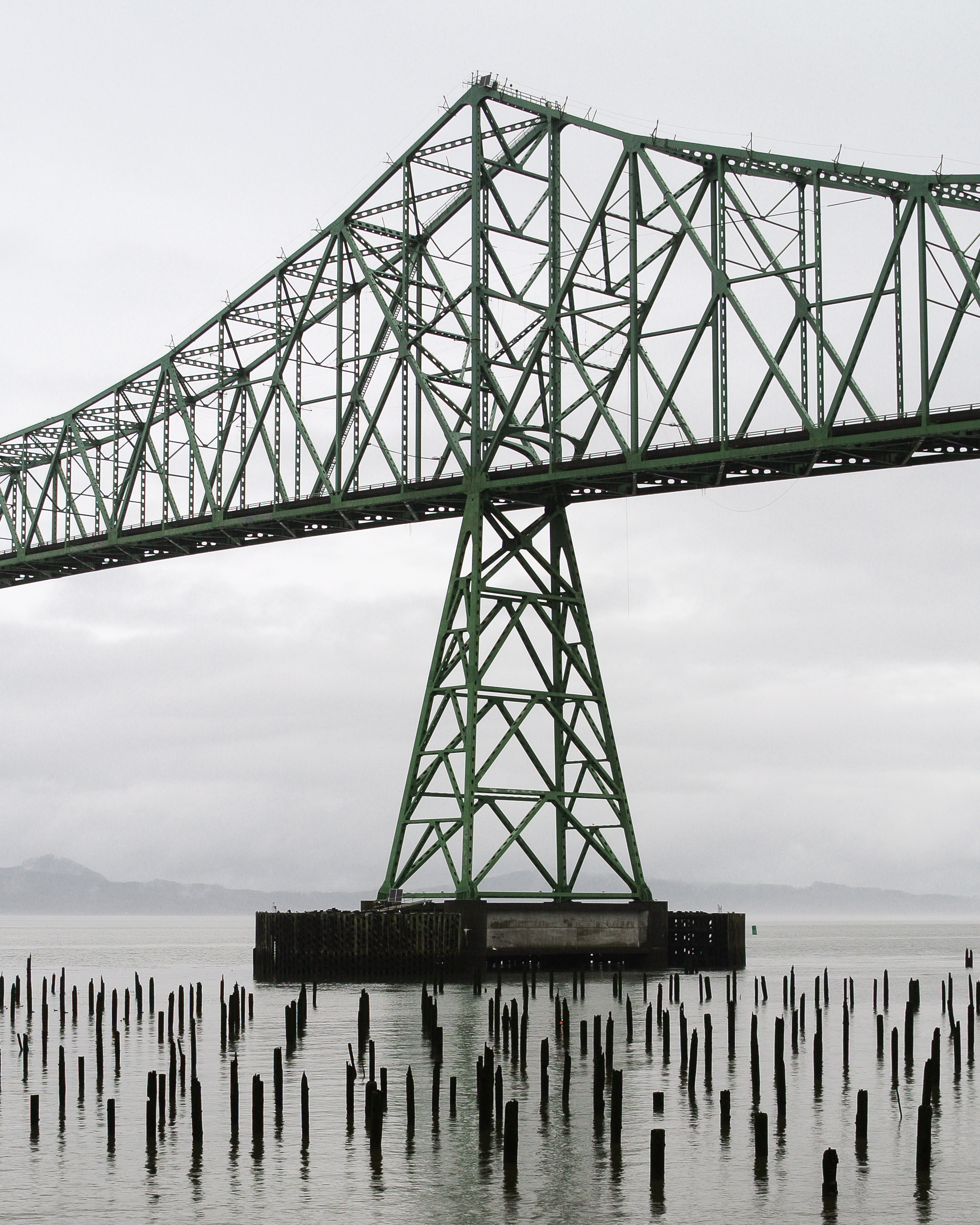 Astoria-Megler Bridge - Astoria, OR