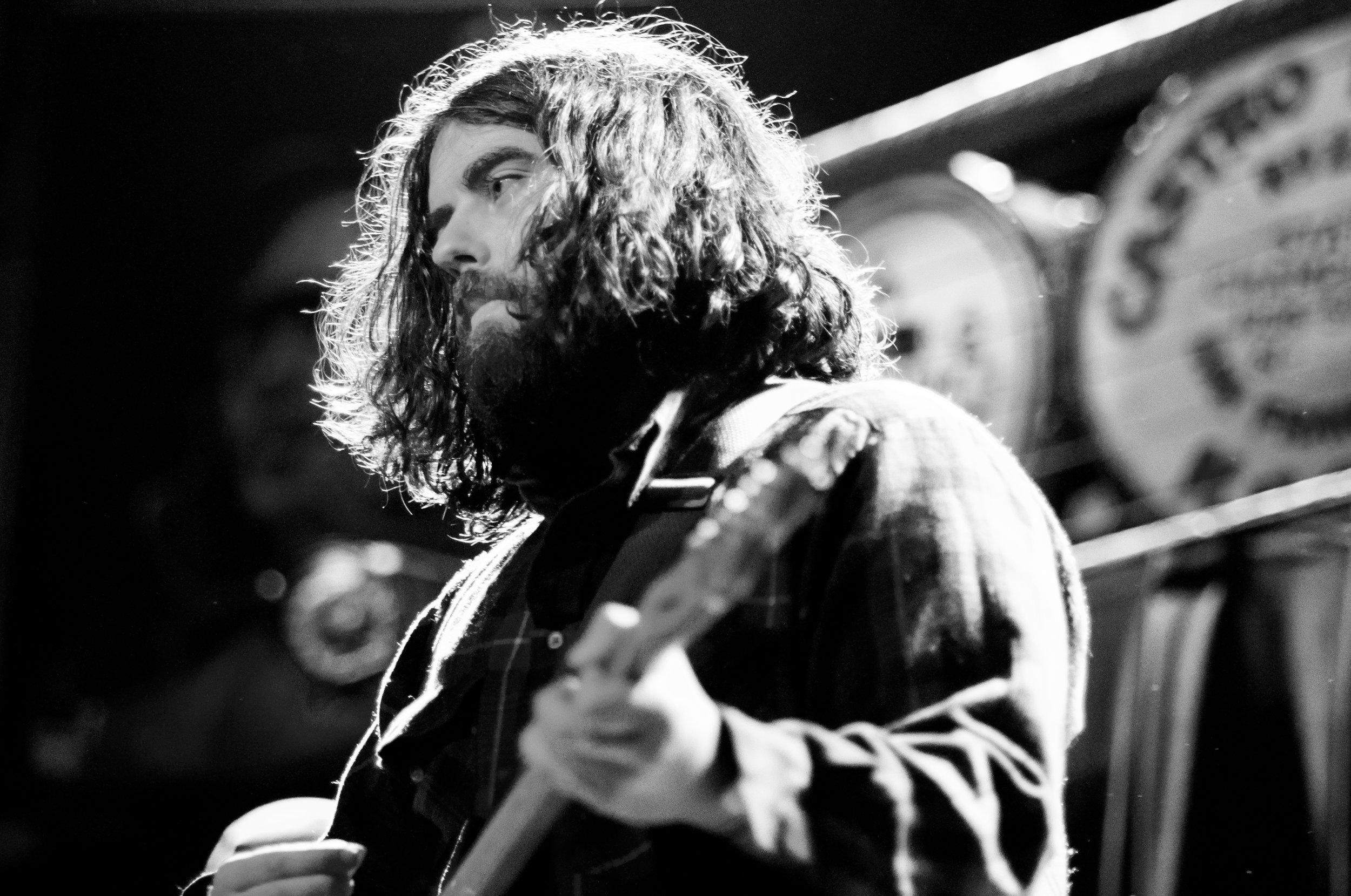 Kevin Murphy of The Moondoggies, Mississippi Studios, Portland, Oregon, 2016