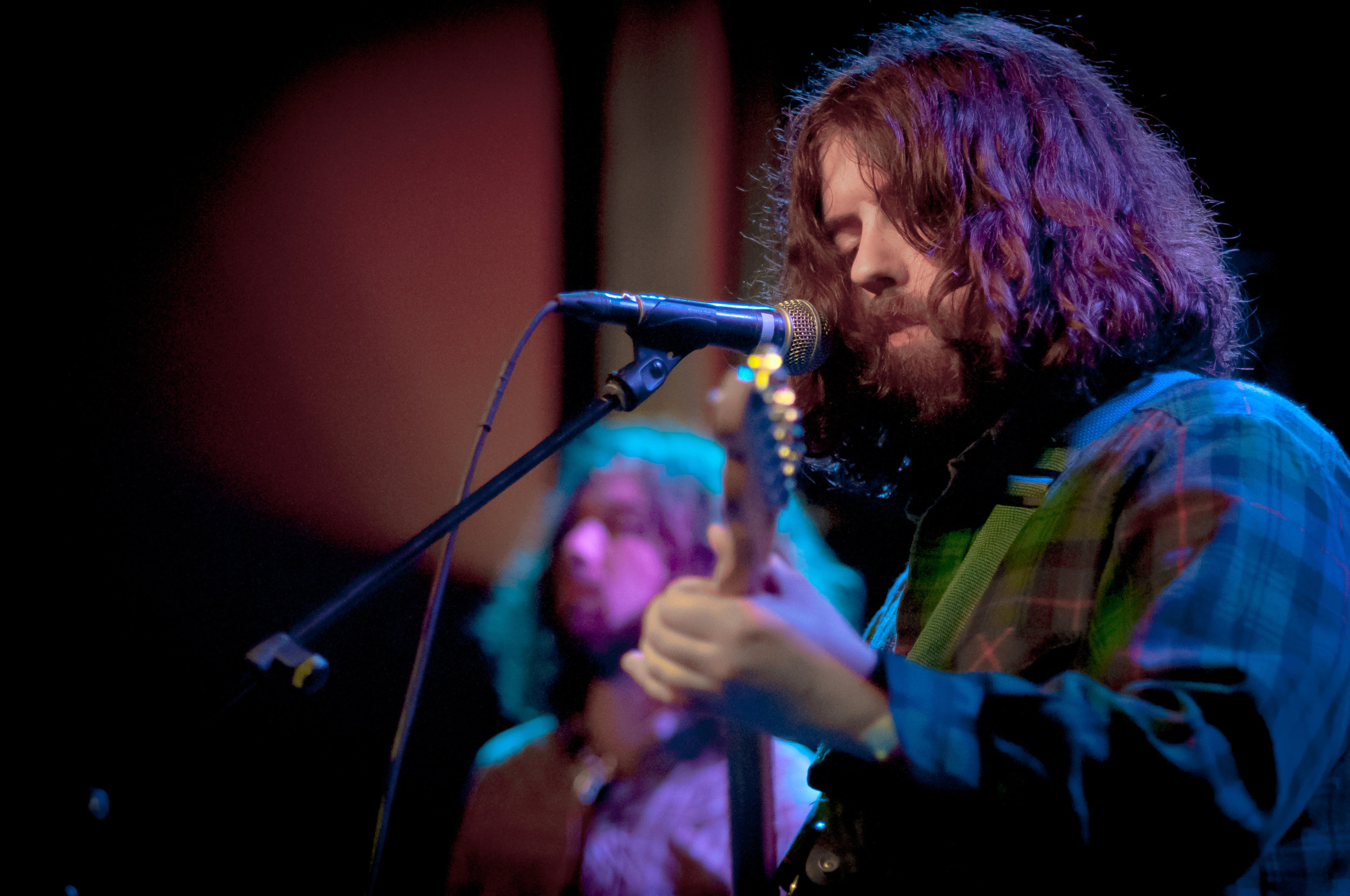 Kevin Murphy of the Moondoggies, Mississippi Studios, Portland, Oregon