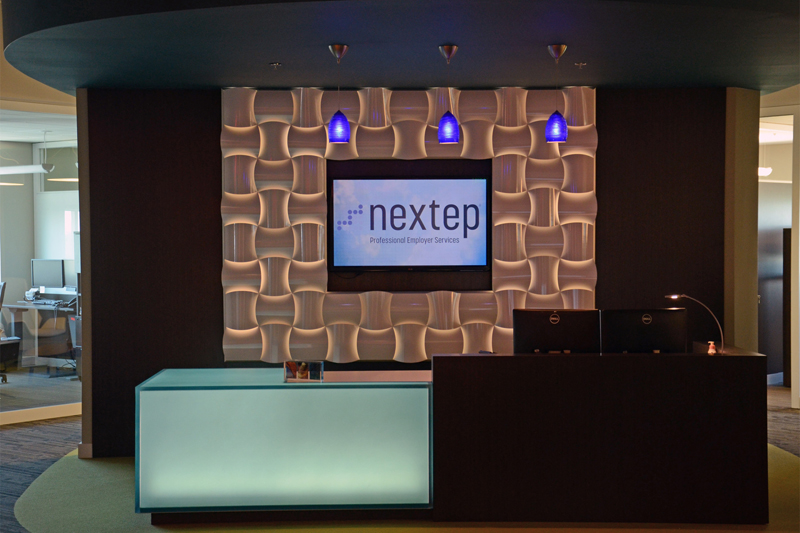 Visual Upgrades at Nextep