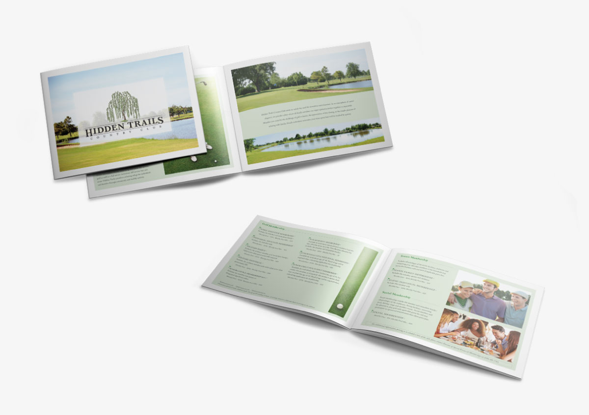 Hidden Trails Booklet