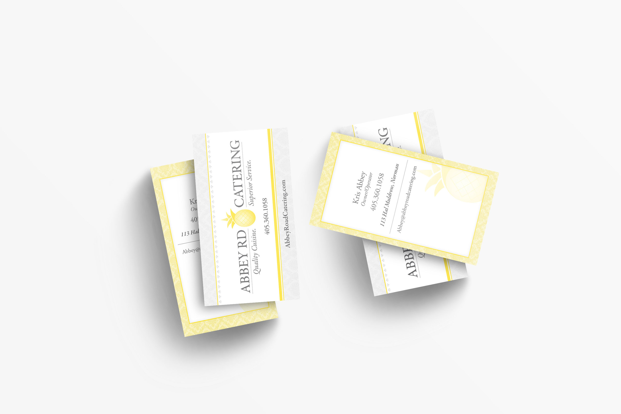 Abbey Road Business Cards