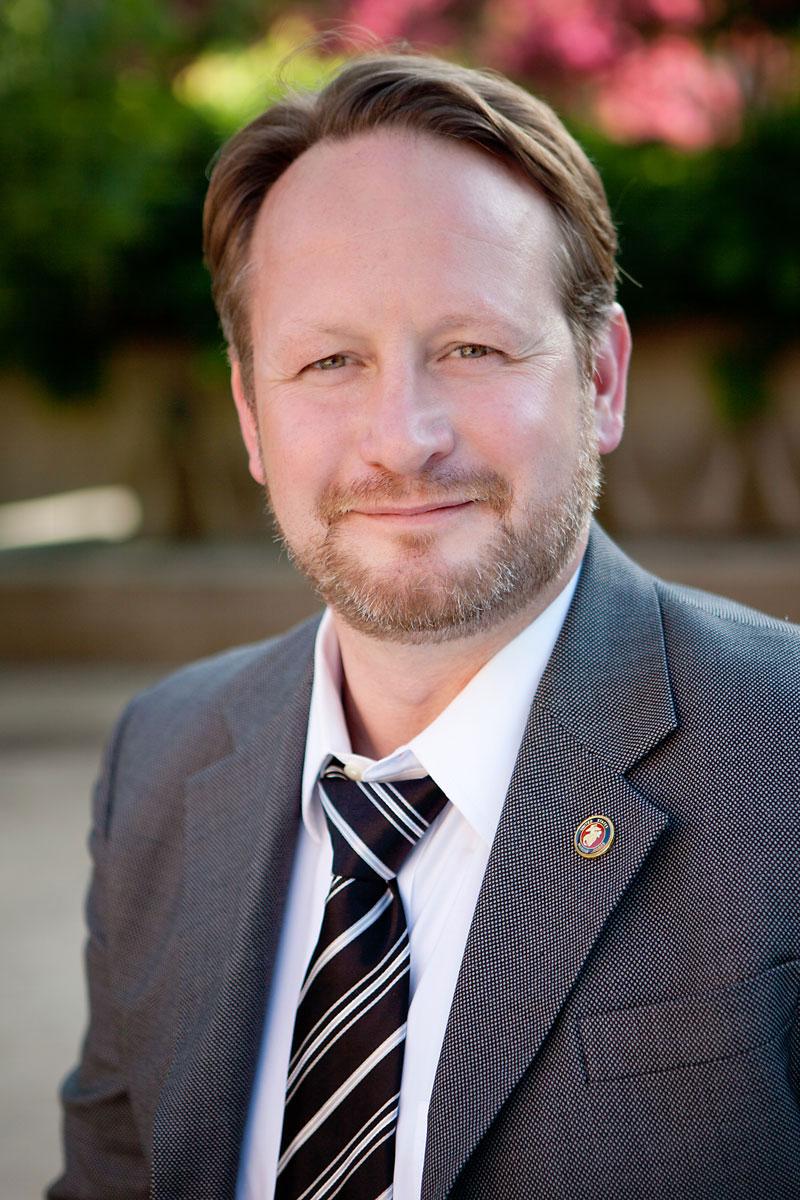 Owner, John Richardson
