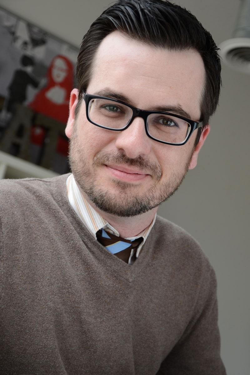 Creative Director, Shawn Davis